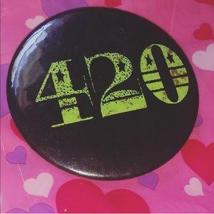420 PIN 🖤